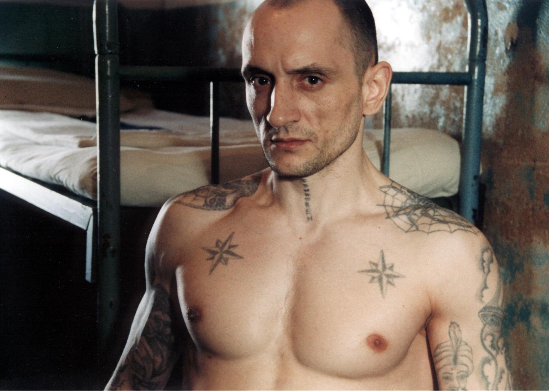 Фото татуировок с зоны опущенных